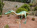 Les dinosaures du jardin botanique - panoramio.jpg