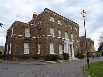Leytonstone - Leytonstone House