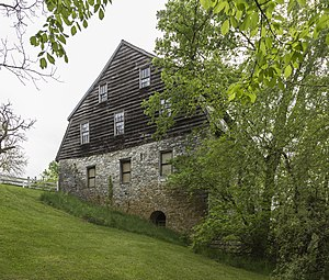 Berkeley County, West Virginia - Image: Lick Run Plantation WV3