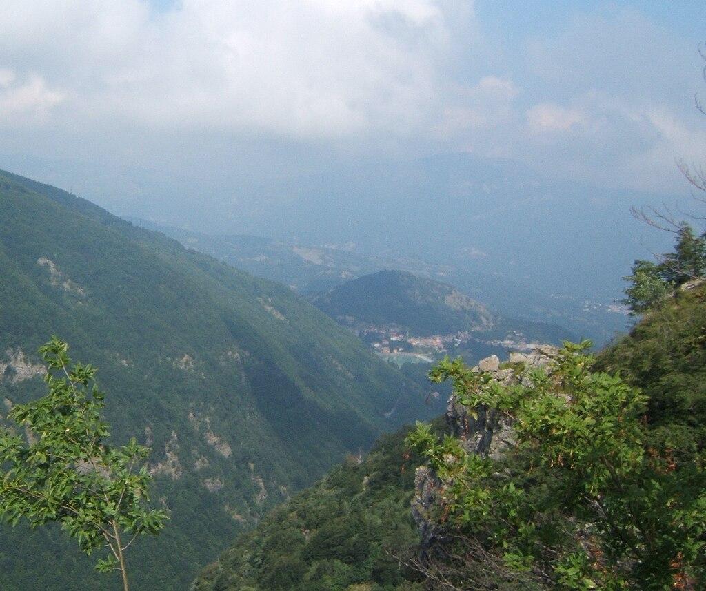 Valle dell'Ozola (fonte Wikimedia)