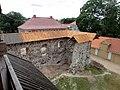 Limbaži (Lemesel) castle (13th century) ruins. - panoramio.jpg