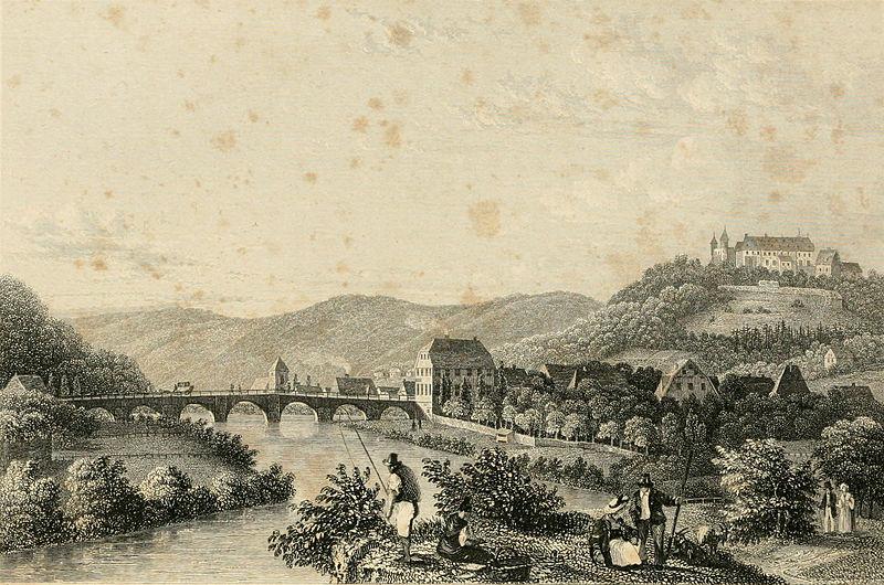 Datei:Limburg an der Lenne-1841.jpeg