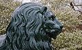 Lion de bronze, cadeau de la ville de Lyon.jpg