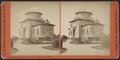 Litchfield observatory, Hamilton College, Clinton, N.Y, by Walker, L. E., 1826-1916.png