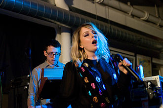 Little Boots - Little Boots at Rough Trade, May 2013