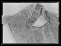 Liv till Sofia Magdalenas bröllopsklänning, robe de cour - Livrustkammaren - 19842.tif