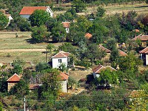 Bujanovac - Image: Ljiljance mahala Rešinci