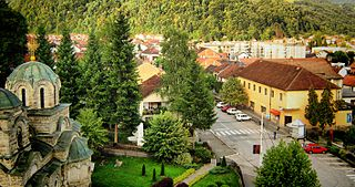 Ljubovija Town and municipality in Šumadija and Western Serbia, Serbia