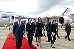 Llegada de Moon Jae-in, presidente de Corea del Sur (45190050325).jpg