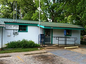 Loachapoka, Alabama - Image: Loachapoka, AL Post Office (36865)