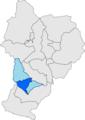 Localització d'Enviny respecte de Sort.png