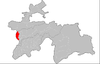 Location of Tursunzoda District in Tajikistan.png