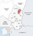 Locator map of Kanton Colmar-2.png