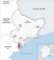 Locator map of Kanton Mandelieu-la-Napoule.png