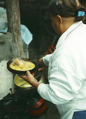 Locro - Image: Locro simoca