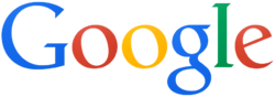 The Google wordmark