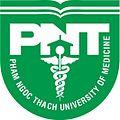 Logo of Pham Ngoc Thach University of Medicine.jpg
