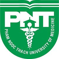 Logo of Pham Ngoc Thach University of Medicine.jpg