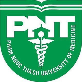 Pham Ngoc Thach University of Medicine