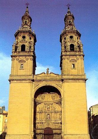 Roman Catholic Diocese of Calahorra y La Calzada-Logroño - Concatedral de Santa María de la Redonda