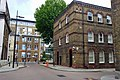 London-Woolwich, Royal Arsenal, Hopton Rd 03.jpg