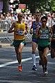 London 2012 The Mens Olympic Marathon (7773672182).jpg