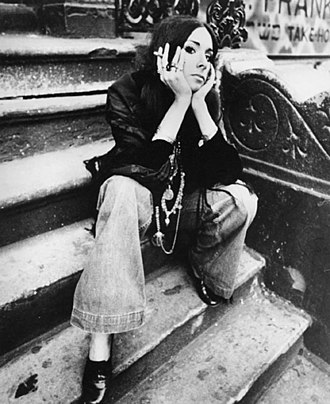 Lotti Golden - Image: Lotti Golden, Lower East Side c.1968