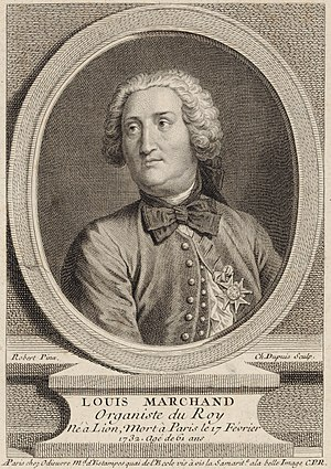 Marchand, Louis (1669-1732)