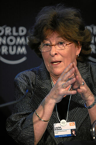 Women in law - Image: Louise Arbour World Economic Forum Annual Meeting 2011