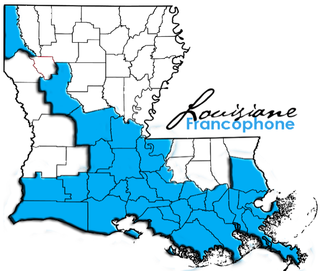 French variety spoken in Louisiana