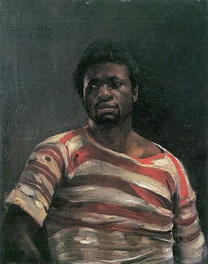 Neger Othello (Lovis Corinth)