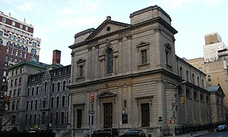 Church of St. Ignatius Loyola (New York City) United States historic place