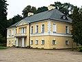 Lubostroń, oficyna, tzw. stary pałac, ob. hotel, ok. 1800a.JPG