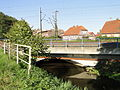 Ludwigslust Brücke Bahnstrecke Berlin-Hamburg über Ludwigsluster Kanal 2011-09-25 042.JPG