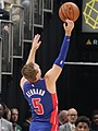 Luke Kennard - Pistons vs. Pacers Oct 23 2019 (cropped).jpg