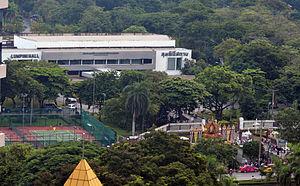 Lumphini Park - Lumphini Hall