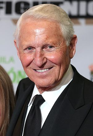 Lute Olson - Olson in 2017