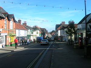 Lyndhurst, Hampshire - Lyndhurst High Street