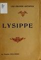 Lysippe - étude critique (IA lysippeetudecrit00coll).pdf