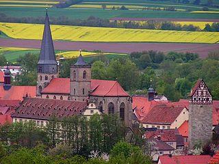 Мюннерштадт,  Бавария, Германия