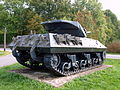 M10 Wolverine TD war memorial at Veckring, France pic5.JPG