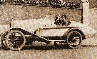 Silver Hawk (car) - Image: MHV Silver Hawk 1921