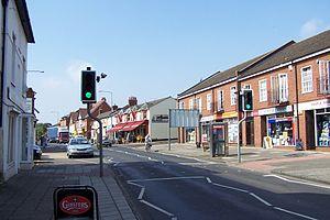 Fenny Stratford - Aylesbury Street
