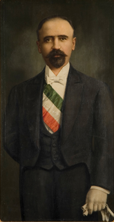 Francisco I. Madero Mexican revolutionary leader and 37th President (1911-13)