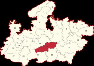 Hoshangabad (Lok Sabha constituency)
