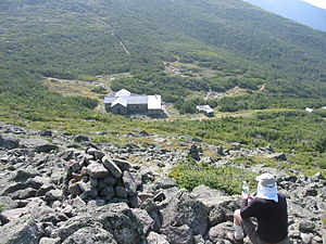 High Huts of the White Mountains - Madison Spring Hut