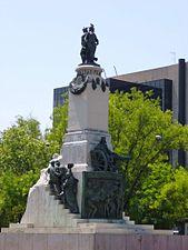 Madrid - Monumento a Emilio Castelar 3.jpg