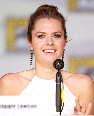 Maggie Lawson - Lawson at Comic Con, San Diego, July 18, 2013