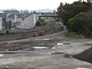 Main North Line, New Zealand
