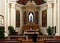 Main altar - San Francesco de Assisi - Agrigento - Italy 2015 (2).JPG